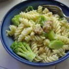 Broccoli and Sausage Cavatelli
