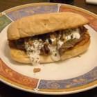 Ultimate Roast Beef Blues Sandwich