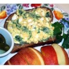 Click for larger view: Cilantro Egg Salad