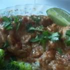 Slow Cook Thai Chicken